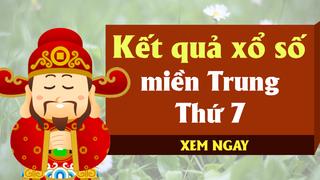 XSMT 22/2 - Kết quả xổ số miền Trung hôm nay thứ 7 ngày 22/2 - KQXSMT