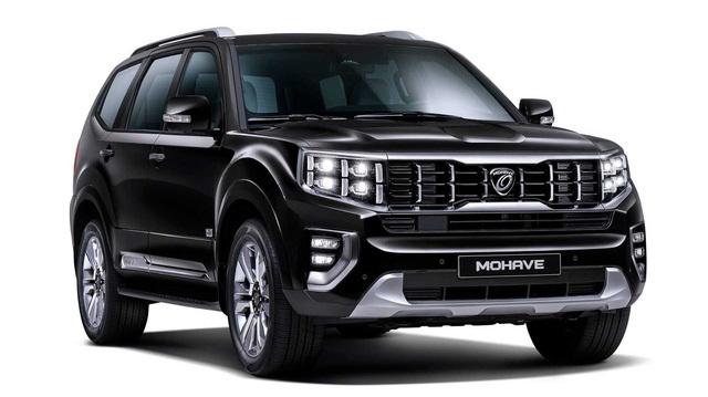 Kia hé lộ thông tin ít ỏi về mẫu SUV mới, ra mắt trong tháng 9/2019