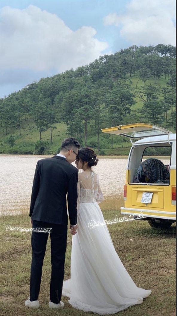 Con gái Minh Nhựa khoe ảnh mặc váy cưới, dân mạng háo hức chờ đám cưới siêu sang