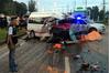 Tai nạn giao thông kinh hoàng, 15 người thương vong