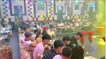Phát hiện gần 100 dân chơi 'phê pha' ma túy trong quán bar