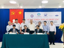 Vinamilk phối hợp xây dựng vùng chăn nuôi bò sữa an toàn dịch bệnh tại Tây Ninh
