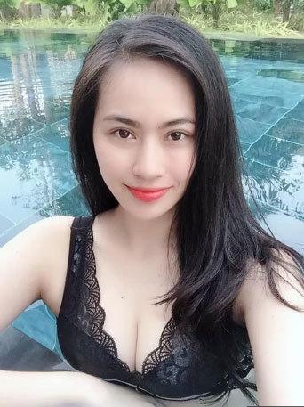 bạn gái hot girl lần đầu lên tiếng về chuyện yêu Quang Hải2