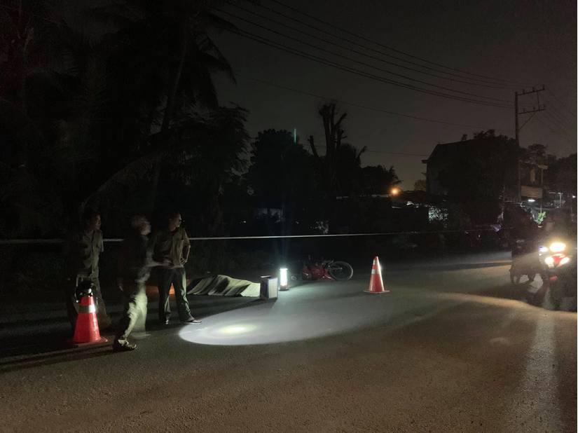 Danh tính nghi phạm đánh chết người sau va chạm giao thông vừa đầu thú