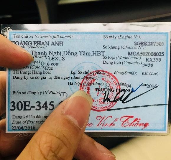 Rao bán xế sang Lexus gần 3 tỷ rưỡi, MC Phan Anh khẳng định không lấy tiền từ thiện