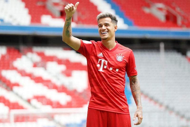 Coutinho rời Barca sang đầu quân cho CLB Bayern Munich của Đức