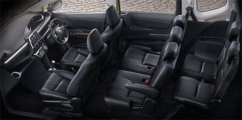 Toyota tung mẫu xe MPV đẹp long lanh giá 570 triệu đồng3