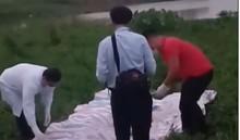 Hà Nam: Tìm thấy thi thể cụ bà mất tích ở sông Châu Giang