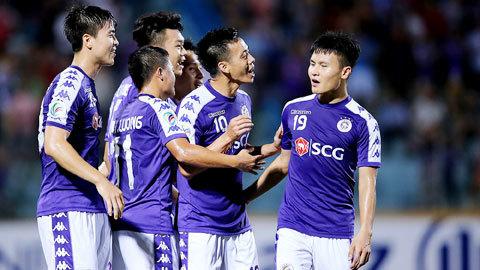 Hà Nội FC và Altyn Asyr đã cống hiến cho người hâm mộ bóng đá một trận Tứ kết AFC Champions League