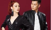 Vợ chồng Lâm Khánh Chi diện gu thời trang cực chất, sánh đôi hạnh phúc
