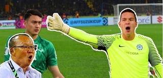 Thủ môn Filip Nguyễn vẫn còn cơ hội tham dự trận gặp Thái Lan