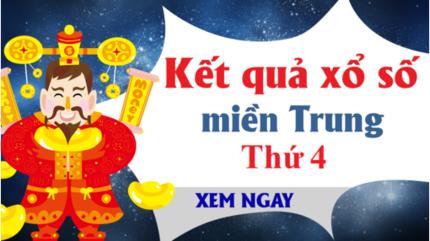 XSMT 18/9 - Kết quả xổ số miền Trung hôm nay thứ 4 ngày 18/9 - KQXSMT