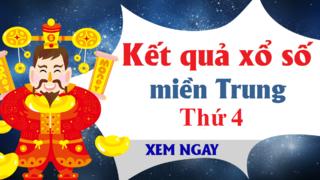 XSMT 19/2- Kết quả xổ số miền Trung hôm nay thứ 4 ngày 19/2- KQXSMT