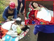 Động thái bất ngờ cuả gia đình sản phụ bị bỏ rơi khiến con sơ sinh tử vong