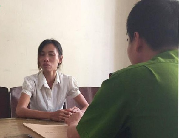 Bắt tạm giam đối tượng nhiễm HIV cắn 3 nữ công an