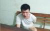 Bị truy bắt vì nghi sàm sỡ thiếu nữ tại hội chợ, gã trai đâm chiến sĩ công an bị thương
