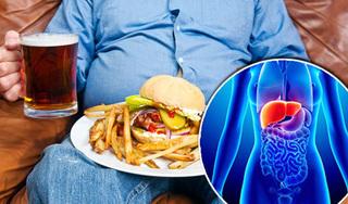 Giải cứu lá gan khỏi thực phẩm bẩn