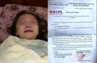 Vụ bé gái 6 tuổi nghi bị xâm hại ở Nghệ An: Bất thường nhân thân của 'dì' An