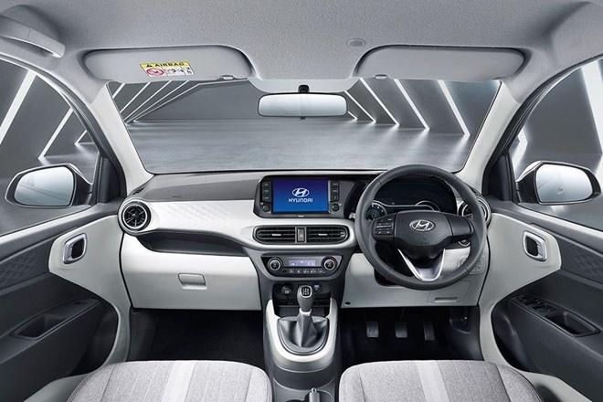 Mẫu xe nhỏ mới của Huyndai giá từ 160 triệu