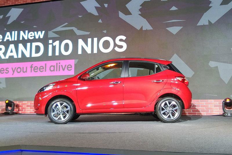 Mẫu xe nhỏ mới của Huyndai giá từ 160 triệu 2