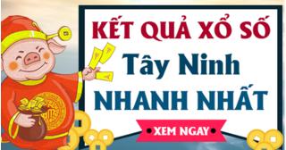 XSTN 5/12 - Kết quả xổ số Tây Ninh thứ 5 ngày 5/12/2019