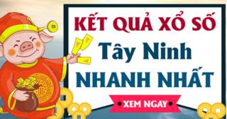 XSTN 23/1 - Kết quả xổ số Tây Ninh thứ 5 ngày 23/1/2020