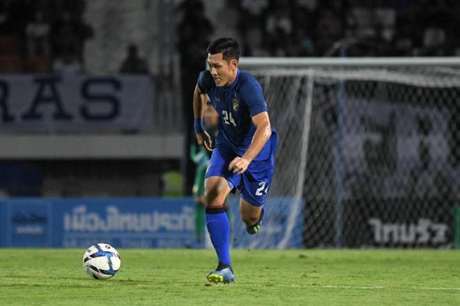 Tuyển thủ Thái Lan Chananan Pombuppha tự tin trước trận gặp Việt Nam