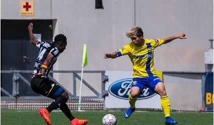 Vòng 5 giải vô địch quốc gia Bỉ: Công Phượng nhiều cơ hội ra sân