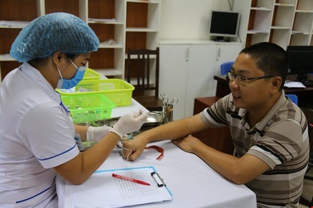 Người đàn ông  mắc bệnh máu khó đông hemophiliahồi sinh kỳ diệu 2