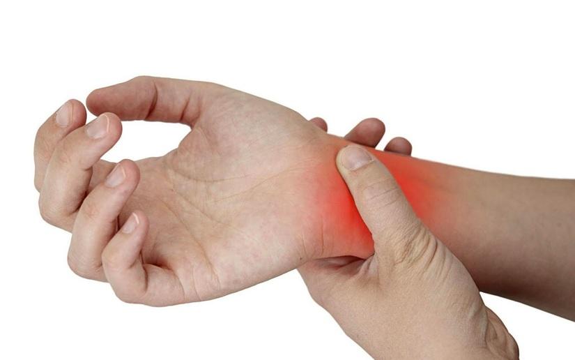 bệnh đau khớp cổ tay