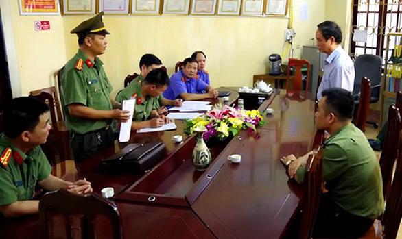 Công an Hà Giang đề nghị xử lý 210 phụ huynh có con được nâng điểm