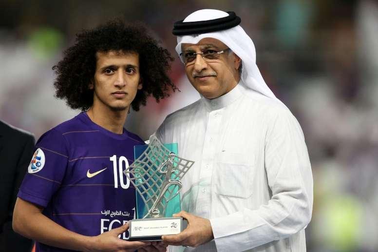 UAE triệu tập cầu thủ hay nhất châu Á lên tuyển