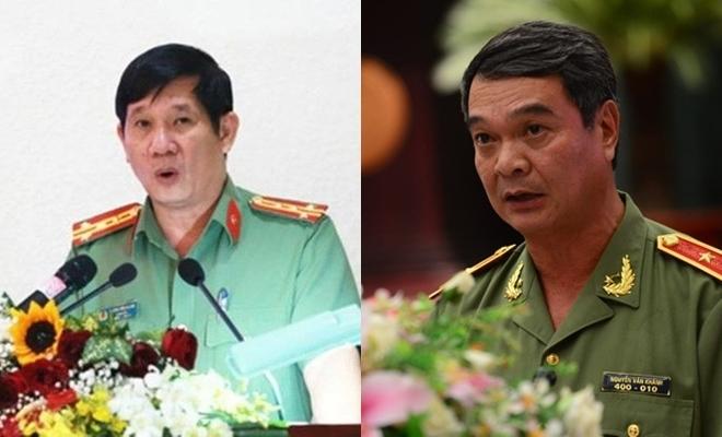 UBKT Trung ương đề nghị Ban Bí thư xem xét, thi hành kỷ luật Giám đốc Công an Đồng Nai