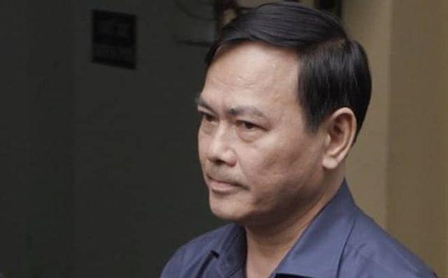 Nguyễn Hữu Linh kháng cáo kêu oan ngay sau khi tòa tuyên án. Ảnh Dân Trí.