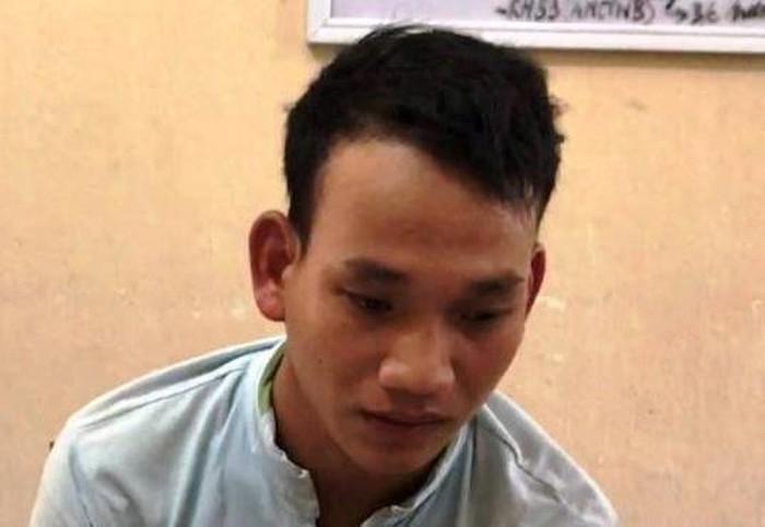 Nam thanh niên xúc phạm CSGT trên Facebook bị phạt 7,5 triệu đồng. Ảnh công an cung cấp.