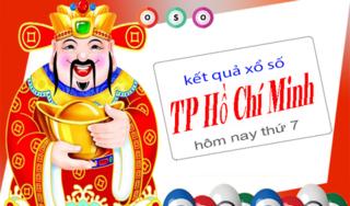 XSHCM 30/11 - Kết quả xổ số miền Nam TP Hồ Chí Minh thứ 7 ngày 30/11/2019