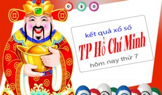 XSHCM 14/12 - Kết quả xổ số miền Nam TP Hồ Chí Minh thứ 7 ngày 14/12/2019