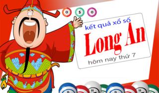 XSLA 30/11 - Kết quả xổ số Long An thứ 7 ngày 30/11/2019
