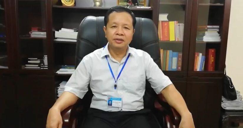 Gian lận điểm thi Hòa Bình: Giám đốc Sở GD-ĐT nghỉ 5 tháng chữa bệnh