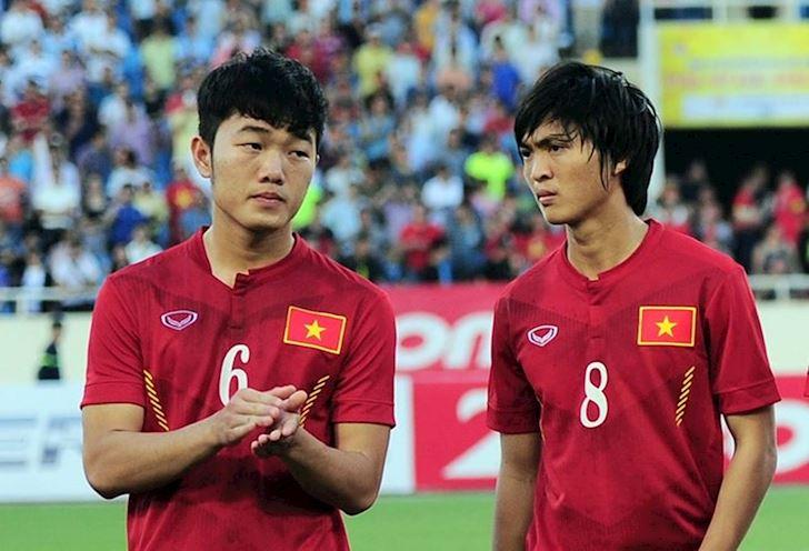 BLV Quang Huy nhận định Tuấn Anh và Xuân Trường nhiều khả năng sẽ không đá cặp với nhau