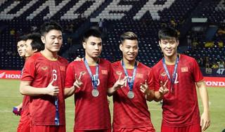 ĐT Việt Nam tiếp tục nhận tin dữ về trụ cột trước trận gặp Thái Lan