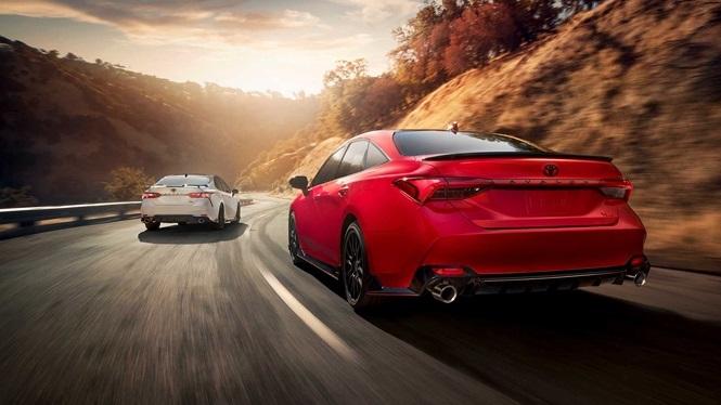 Lộ giá bán Toyota Camry 2020 phiên bản thể thao đẹp lung linh4