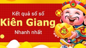 XSKG 17/11 - Kết quả xổ số Kiên Giang chủ nhật ngày 17/11/2019