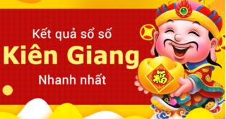 XSKG 27/10 - Kết quả xổ số Kiên Giang chủ nhật ngày 27/10/2019