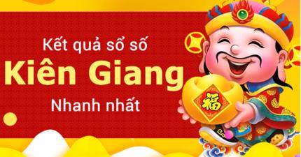 XSKG 20/10 - Kết quả xổ số Kiên Giang chủ nhật ngày 20/10/2019