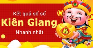 XSKG 27/9- Kết quả xổ số Kiên Giang hôm nay chủ nhật ngày 27/9/2020