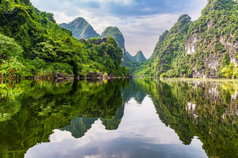 Nghỉ lễ 2/9: Gói gọn mùa Thu Ninh Bình với loạt địa điểm không thể không mê