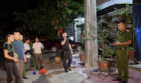 Lào Cai: Kích nổ thuốc nổ tự chế để trả thù việc bạn bị đánh
