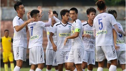 Thi đấu tuyệt hay, HAGL giành chiến thắng thuyết phục trước Đà Nẵng