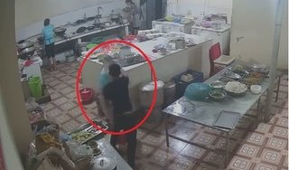 Truy tìm đối tượng gây ra vụ tạt axit khiến 1 nữ phụ bếp mù mắt